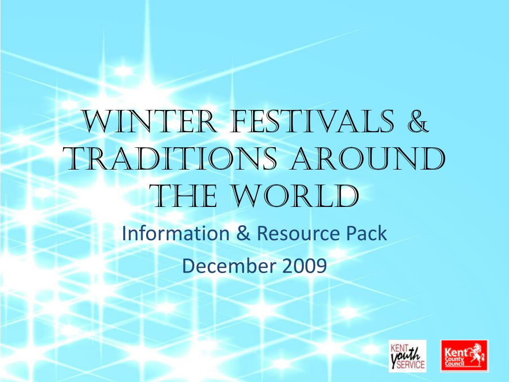 winter festivals traditions around the world l.