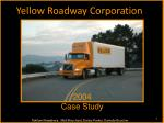 Yellow Roadway Corporation