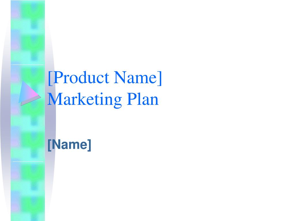 product name marketing plan l.