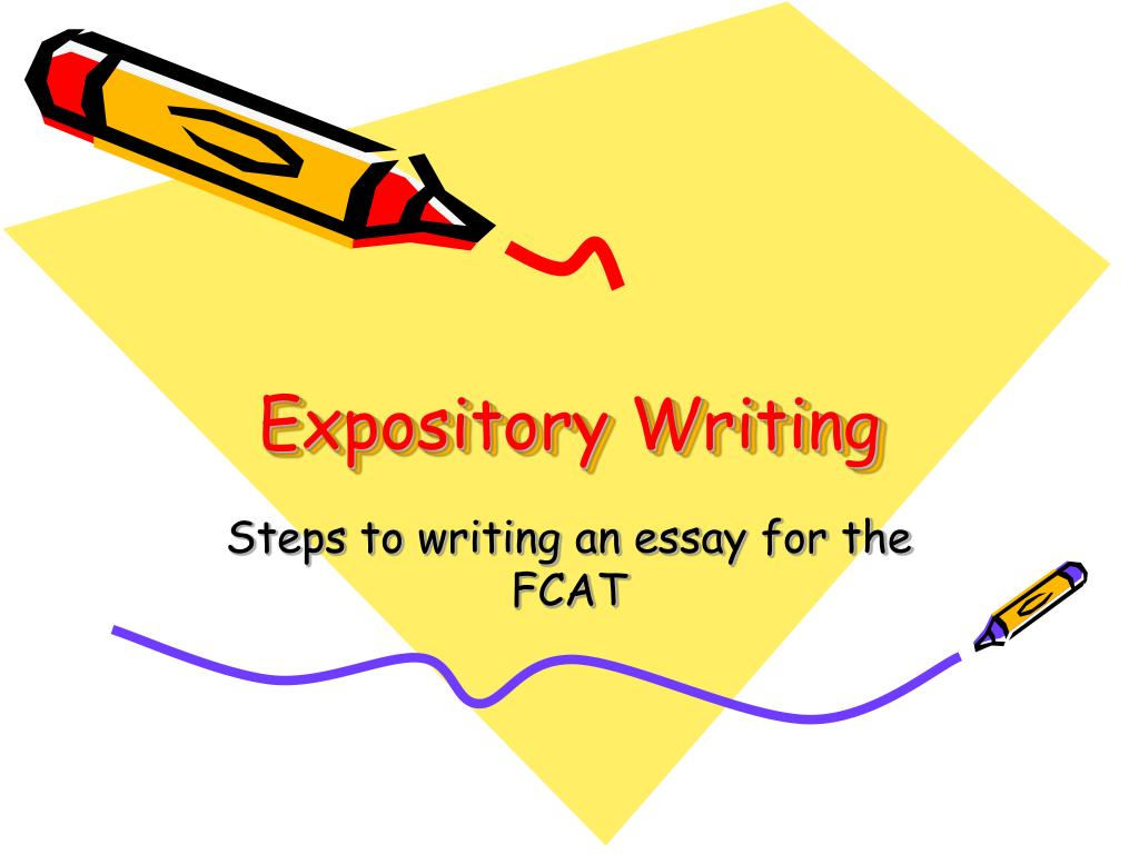 Ppt expository writing powerpoint presentation id 301722
