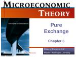 Pure Exchange