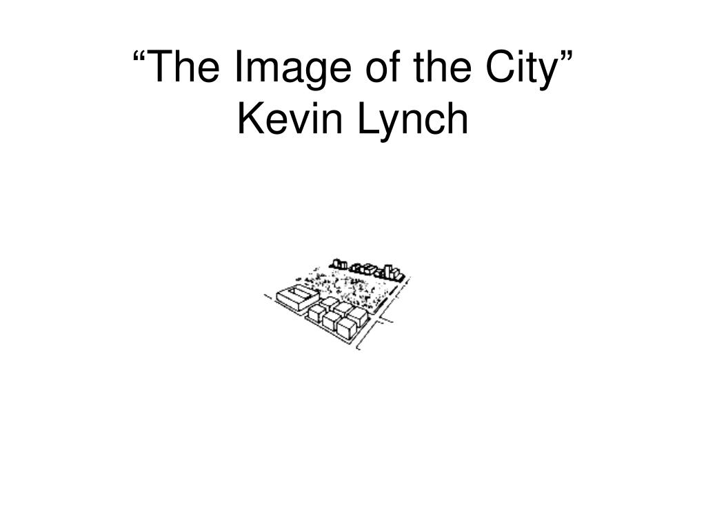 the image of the city kevin lynch l.