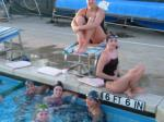Warm Up in Swimming!