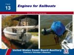 Engines for Sailboats