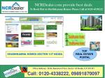Affordable flats in Noida Sector 137 Shubhkamna Homes