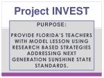 Project INVEST