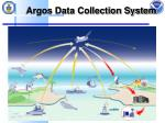 Argos Data Collection System