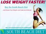 The Best South Beach Diet Deal Unveiled