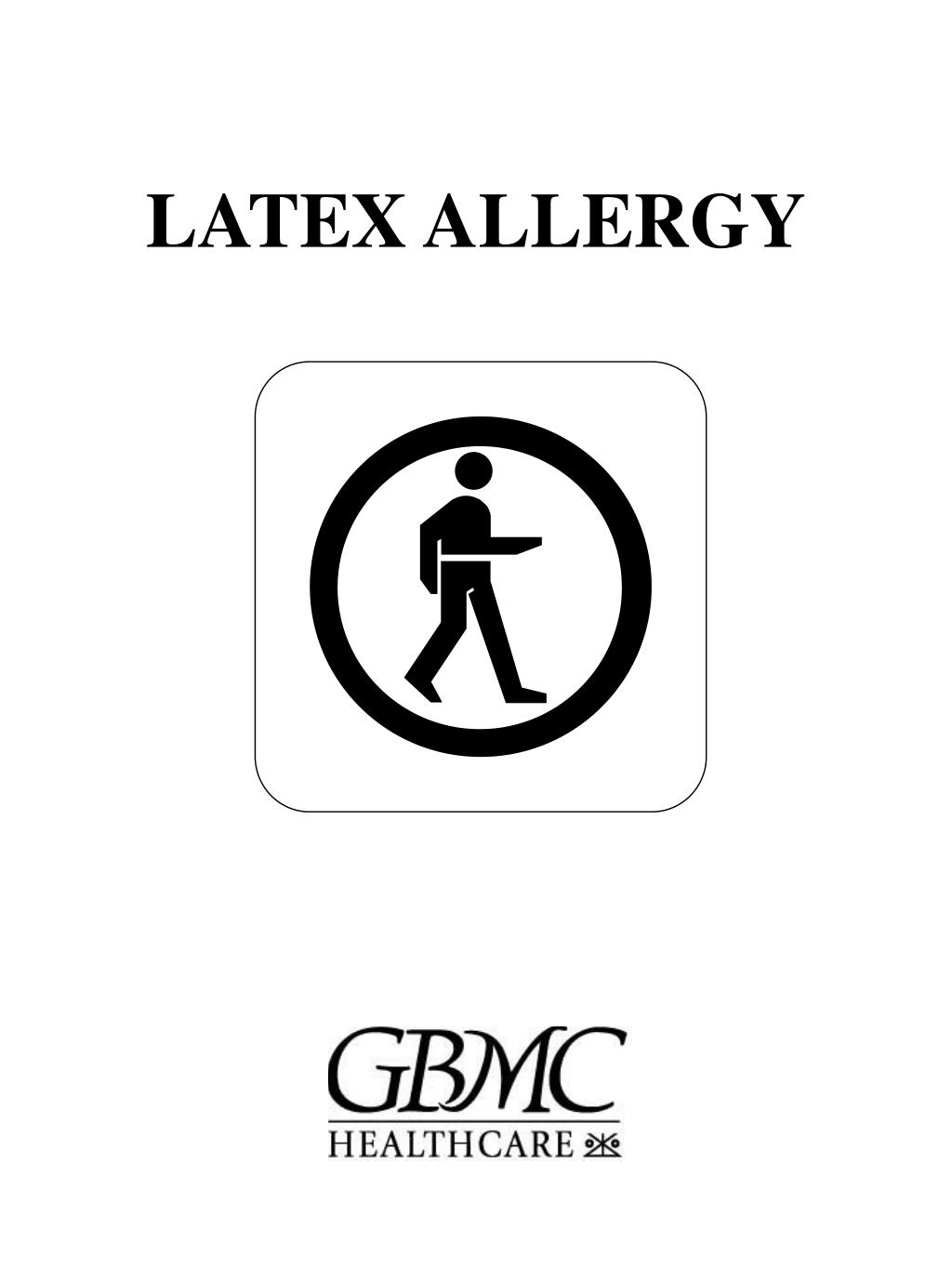 latex allergy l.