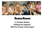 A Christian Ministry Building the Kingdom With the People of Nicaragua