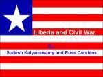 Liberia and Civil War
