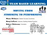 TEAM BASED LEARNING: