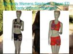 ED Hardy Womens Sportsuits