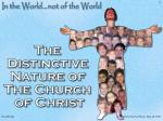 Absolute Truth (Guide -One Faith) Gospel Plan (Entrance - One Baptism) Undenominational (Unity - One Body) Biblical A
