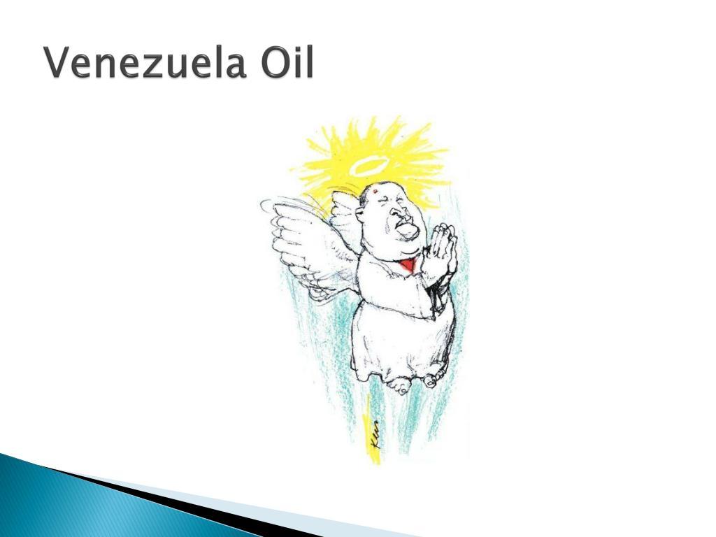 venezuela oil l.