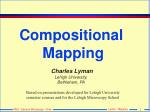 Compositional Mapping