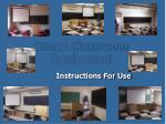 Smart Classroom Equipment