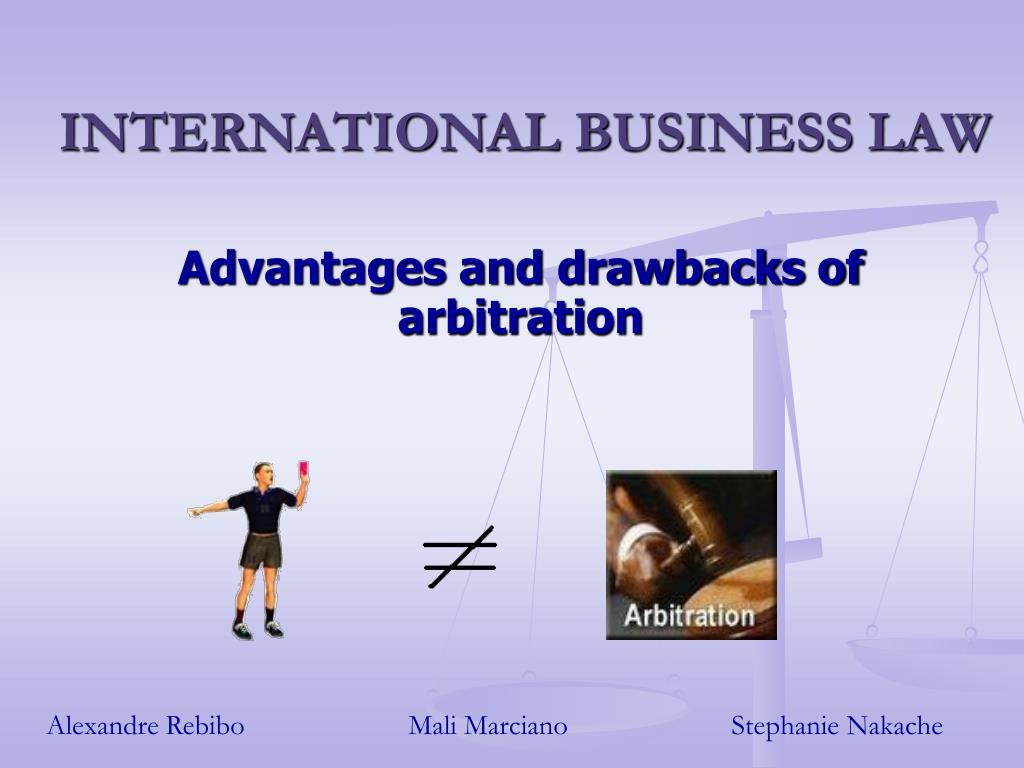 international business law l.