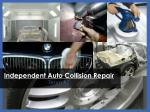 Independent Auto Collision Repair Team #2