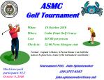 ASMC  Golf Tournament
