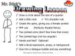 Drawing Lesson #1