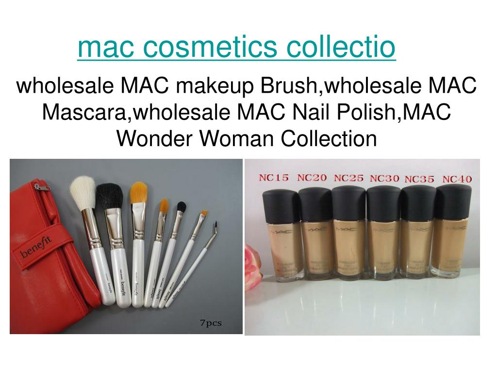 PPT - online sale cheap mac makeup collection PowerPoint ...