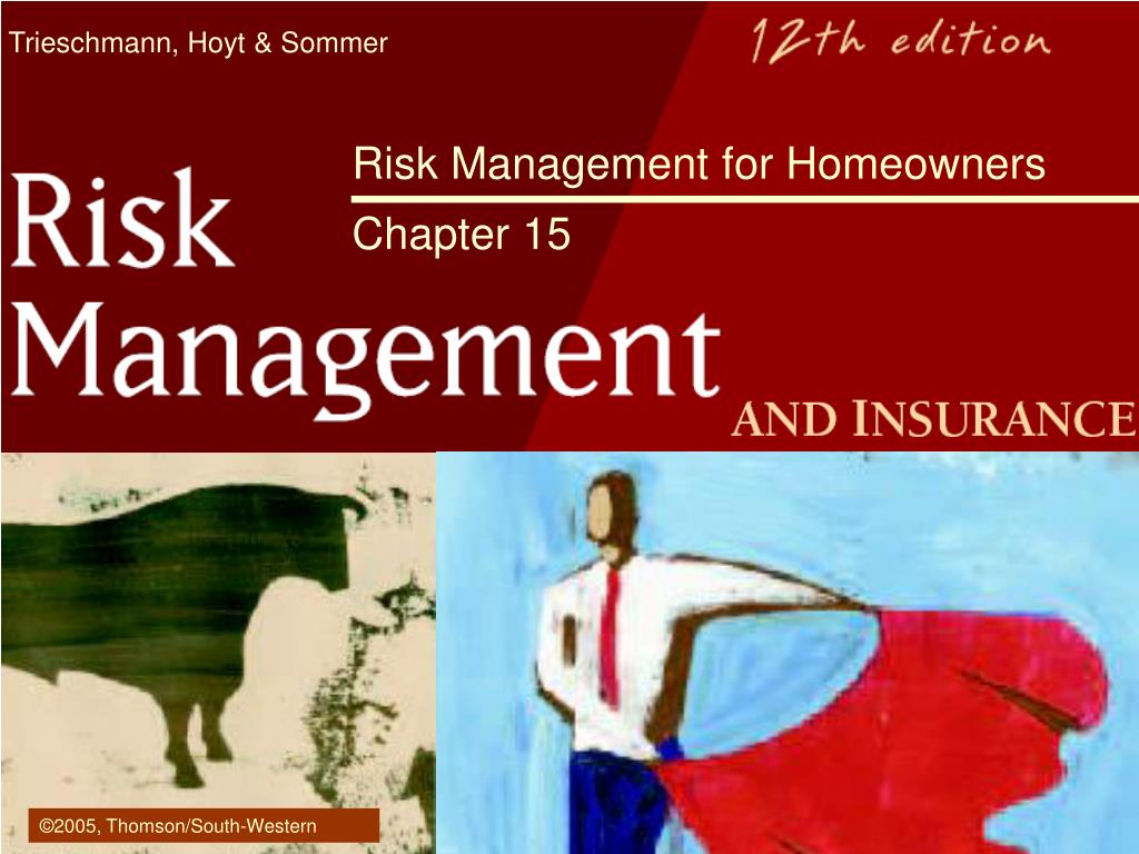 risk management for homeowners chapter 15 l.