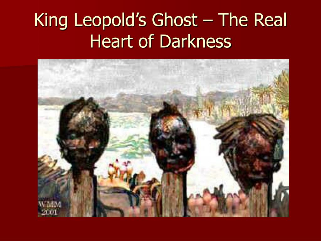 king leopolds ghost thesis