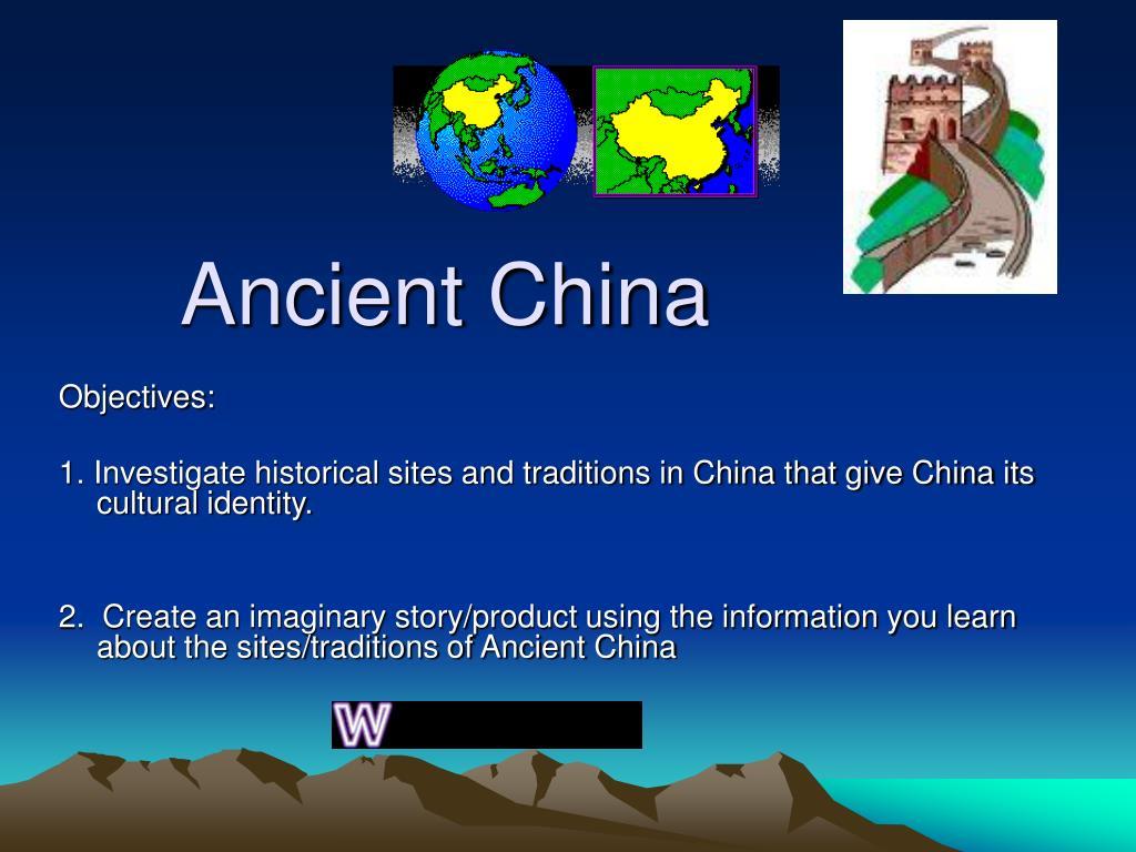 ancient china l.
