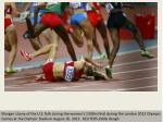 Olympic bloopers
