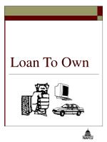 Loan To Own