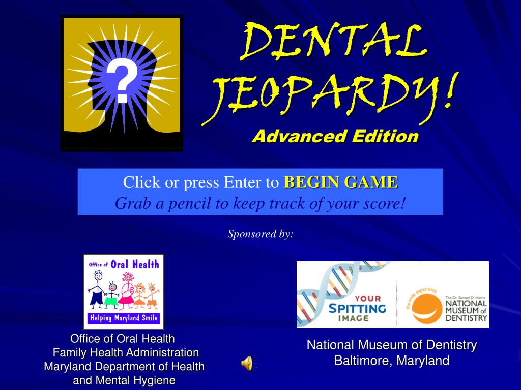 national museum of dentistry baltimore maryland l.