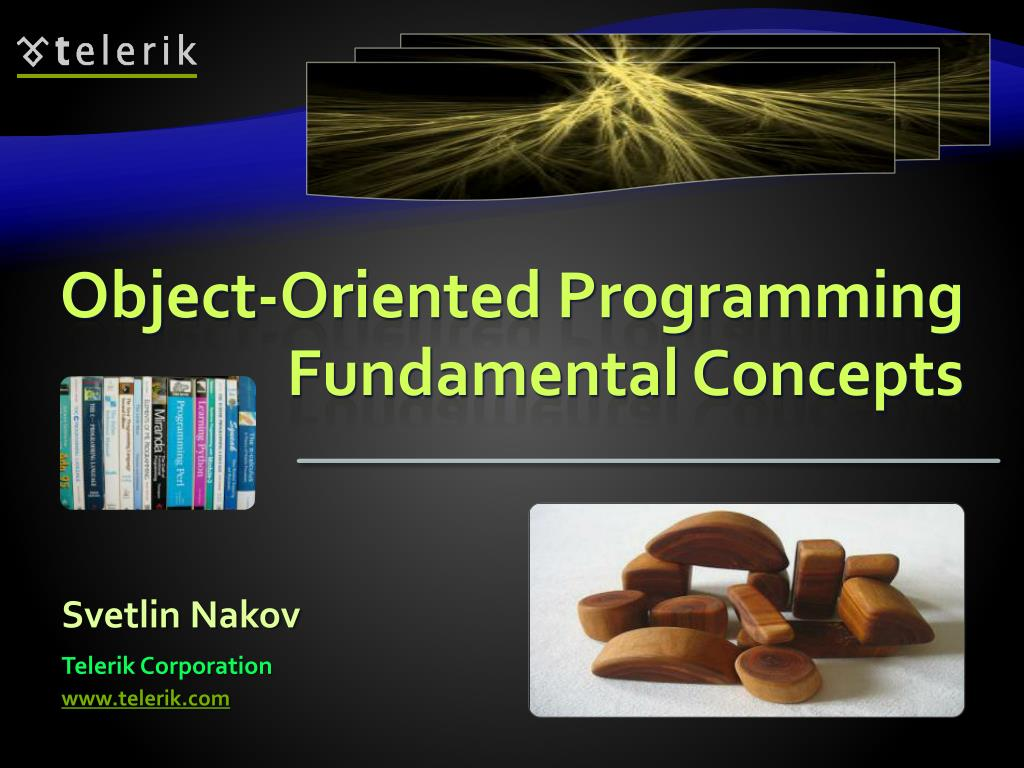 object oriented programming fundamental concepts l.