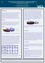 Informed Consent and Confidentiality in Reproductive Health Care views of women attending a community clin