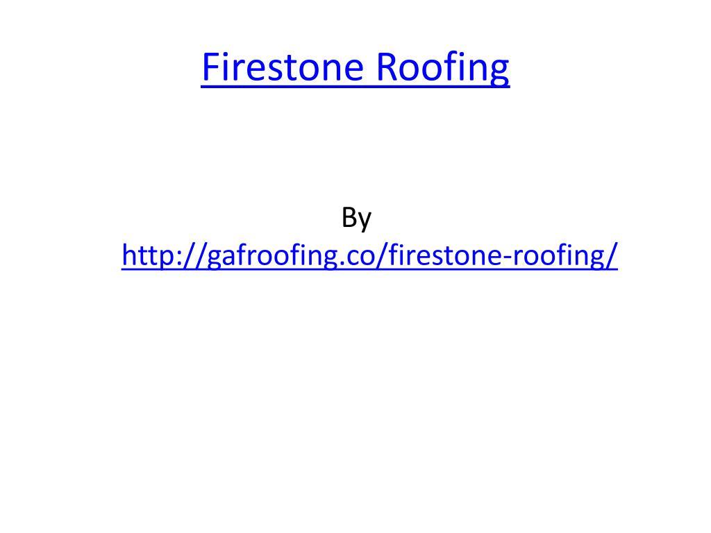 5 X 30 Firestone Rubbergard 45 Mil Epdm Roofing Rubber