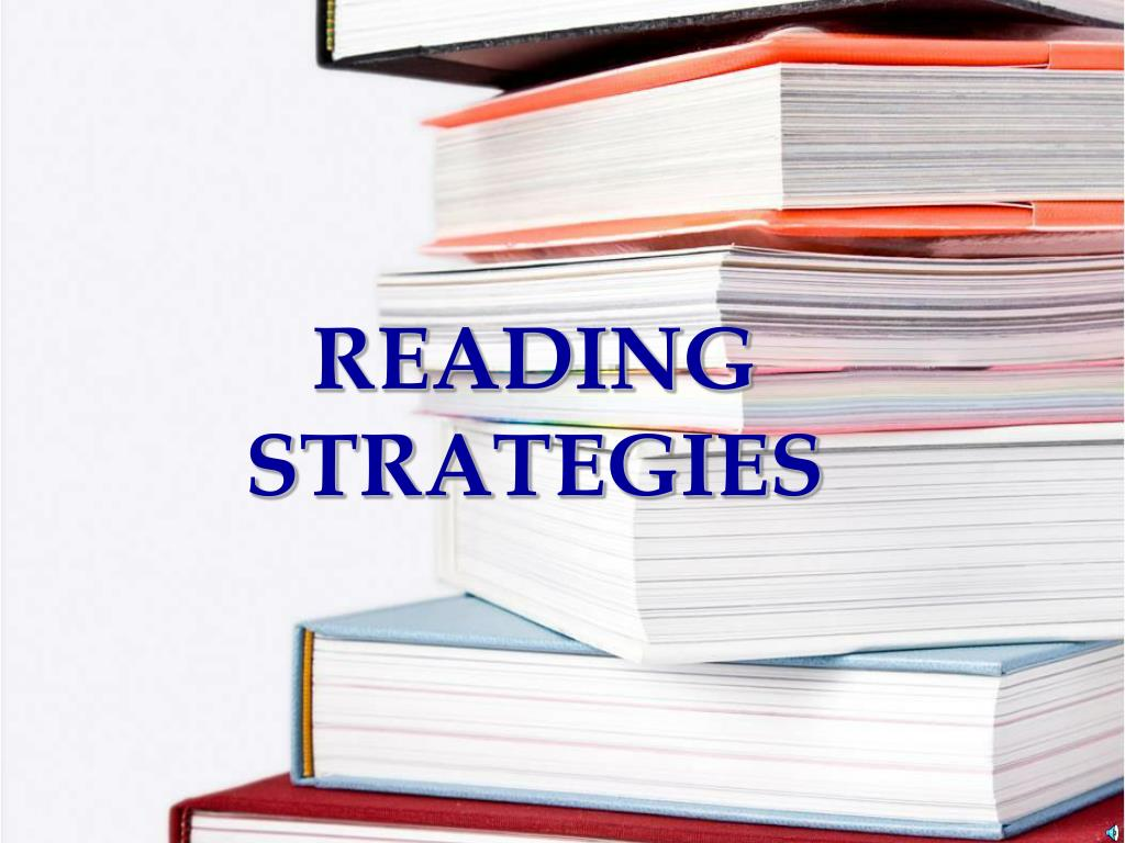 reading strategies l.