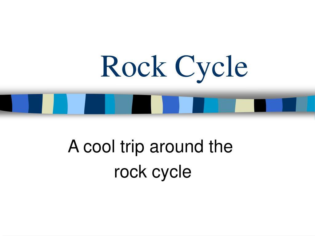 rock cycle l.