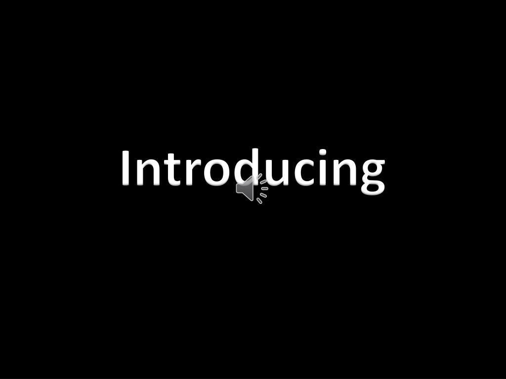 introducing l.