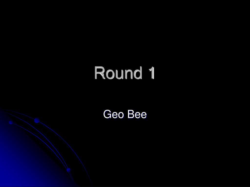 round 1 l.