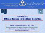Javad Tavakkoly Bazzaz MD, PhD Endocrinology and Metabolism Research Center (EMRC), Tehran University of Medical Science