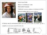 Niki de Saint-Phalle Née en 1930 Morte en 2002 Nationalité :française Profession : peintre, sculpteur et réalisatri