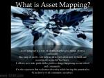 What is Asset Mapping?