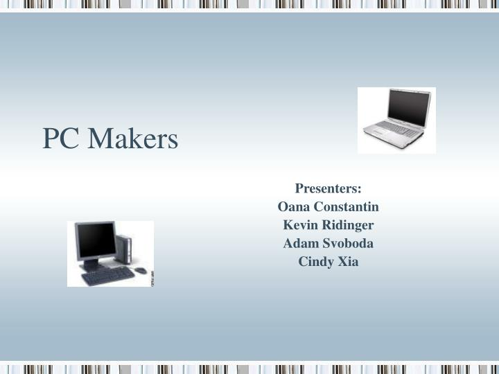 pc makers n.