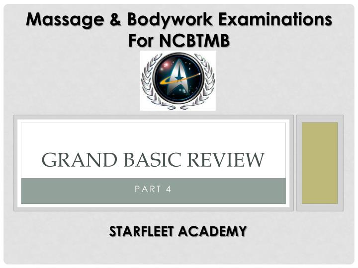 grand basic review n.