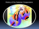 History of the Salesian Cooperators