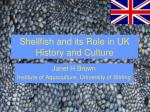 Shellfish and its Role in UK History and Culture